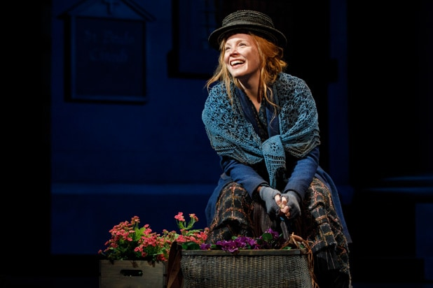 My Fair Lady Broadway Review Lauren Ambrose Would Even Wow George
