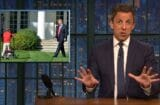 late night with seth meyers donald trump lies to get out of trouble