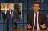 late night with seth meyers donald trump wants to have sex with the border