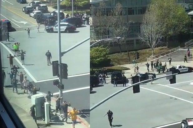 youtube campus san bruno shooting