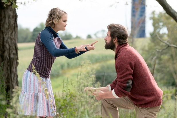 Audiences Continue Flocking to A Quiet Place
