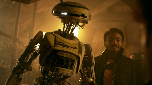 9 Big Takeaways From That Slick New 'Solo: A Star Wars Story' Trailer