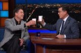 the late show with stephen colbert james comey interview