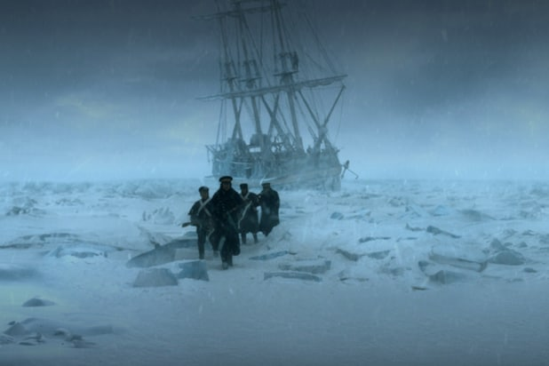 the terror erebus missing ships found
