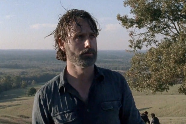 the walking dead rick failed carl