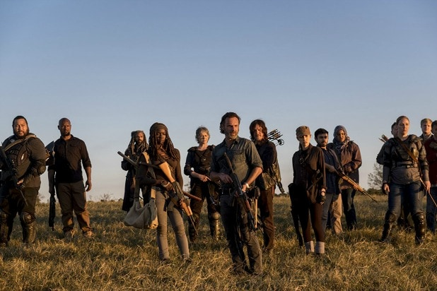 08ece73d 'The Walking Dead' Finale Pulls a Fast One on Fans: 'I Just Peed Myself a  Little!'