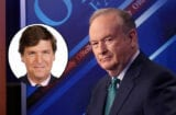 tucker carlson bill o'reilly fox news