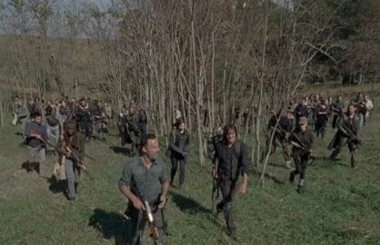 The Walking Dead' Finale Pulls a Fast One on Fans: 'I Just