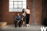 Garret Dillahunt, Colman Domingo, and Danay Garcia, Fear the Walking Dead Castmembers