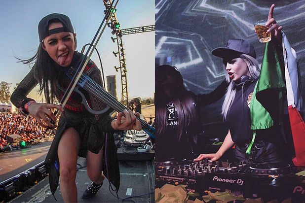 Electric Daisy Carnival 2018: Meet the 15 Female Producers