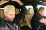 Adam Levine and James Corden do 'Carpool Karaoke'