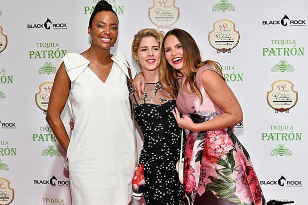 Aisha Tyler, Emily Rickards Fillies