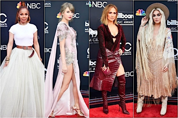 Billboard Music Awards Red Carpet 2018