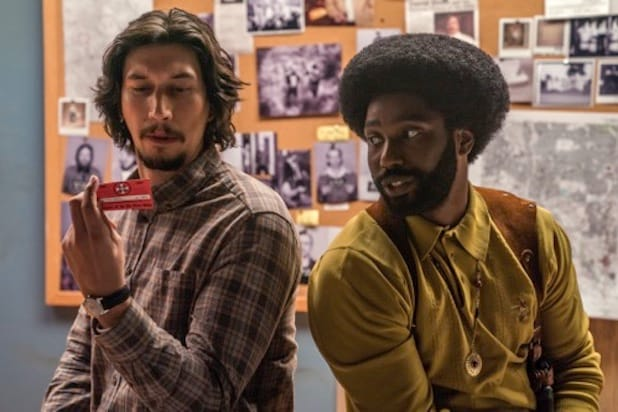 BlacKkKlansman Spike Lee Trailer