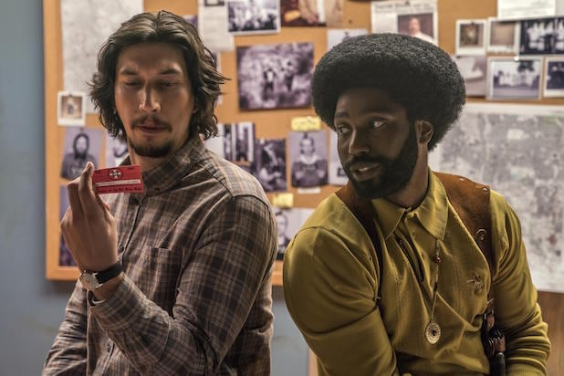 blackkklansman film review spike lee looks back and forward in