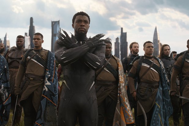 Black Panther Infinity War