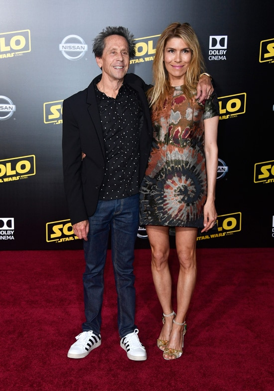 """Brian Grazer Premiere Of Disney Pictures And Lucasfilm's """"Solo: A Star Wars Story"""" - Arrivals"""