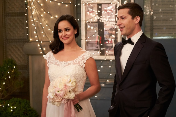 Brooklyn Nine NIne Jake and Amy