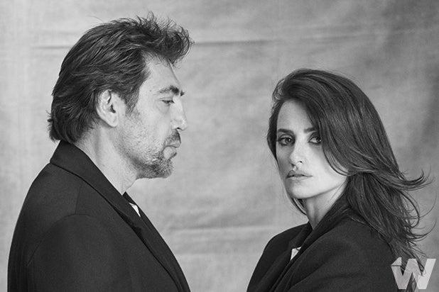 Cannes Penelope Cruz Javier Bardem Cover Story 2018