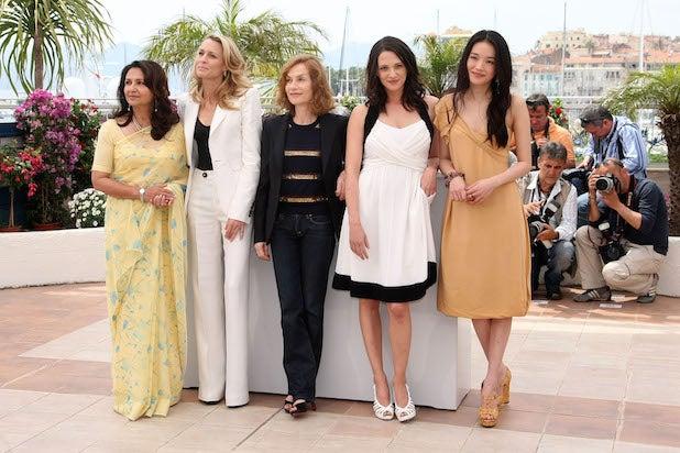 Cannes jury 2009