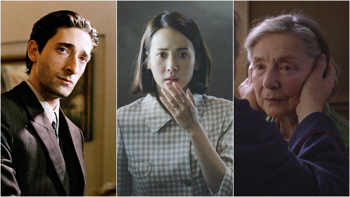 Cannes Winners Oscars