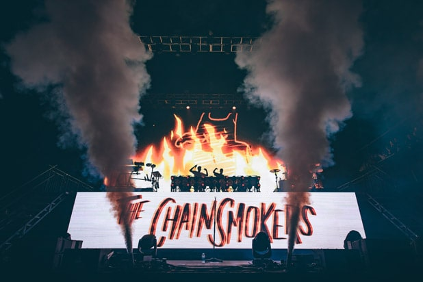 The Chainsmokers BottleRock Music Festival