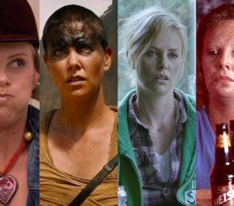 Evolution of Charlize Theron