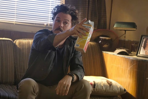 Clayne Crawford on 'Lethal Weapon'