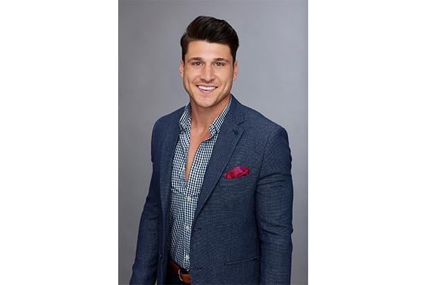 Connor, The Bachelorette Season 14