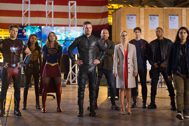 DC Crossover The CW