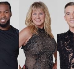 Dancing With the Stars Athletes finals 2018
