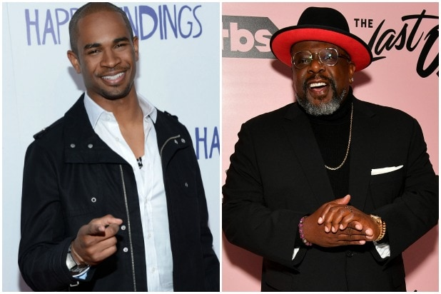 Damon Wayans Jr Cedric The Entertainer