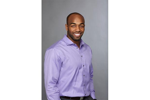 Darius, The Bachelorette Season 14
