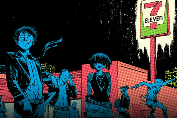 Syfys Deadly Class Sets Mick Betancourt As New Co Showrunner