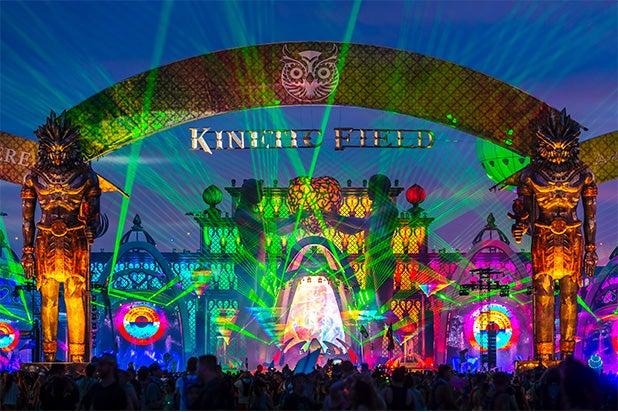 Kinetic Field 2018 EDC