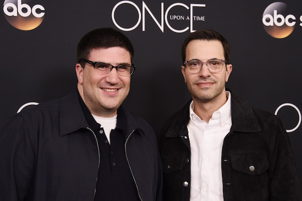 Once Upon A Time Duo Replaces Set As Amazing Stories Showrunners