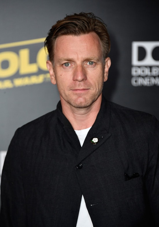 """Ewan McGregor Premiere Of Disney Pictures And Lucasfilm's """"Solo: A Star Wars Story"""" - Arrivals"""