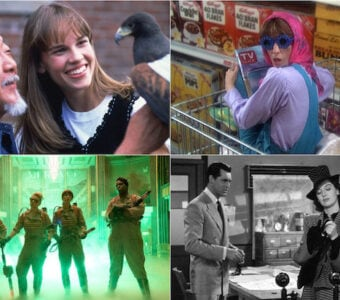 Gender Swapped Movies