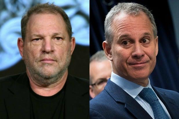 Harvey Weinstein Eric Schneiderman