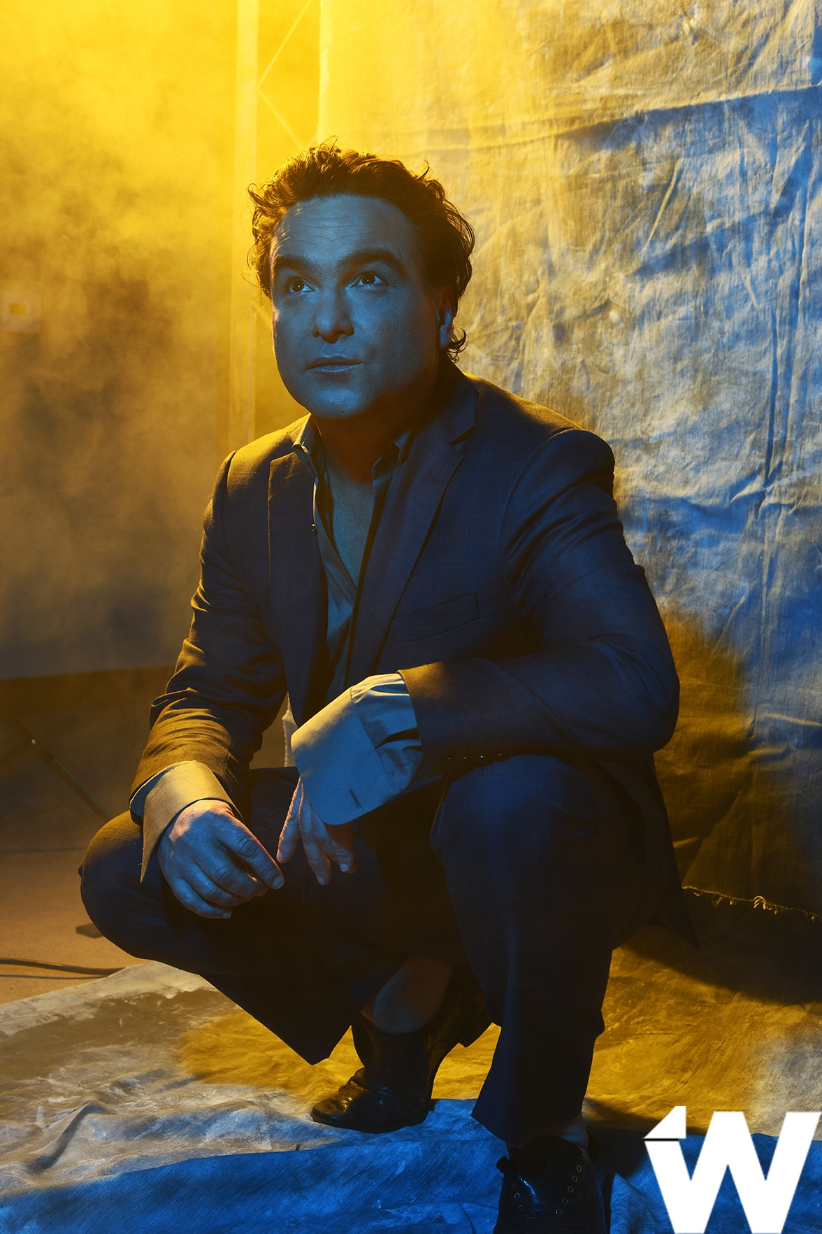 Johnny Galecki, The Big Bang Theory and Roseanne