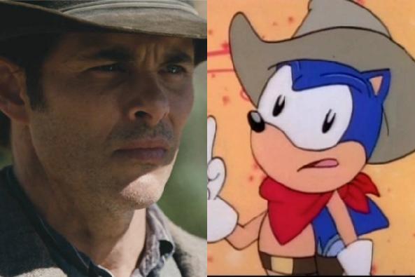 James Marsden Sonic the Hedgehog
