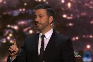 Jimmy Kimmel ABC Upfronts