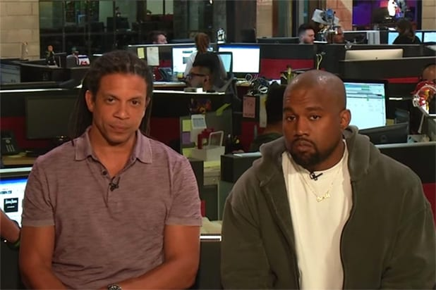 Tmz Interviewer Calls Kanye West An Under Medicated Mentally Unstable Megalomaniac