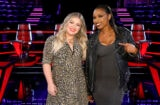 Jennifer Hudson Kelly Clarkson The Voice