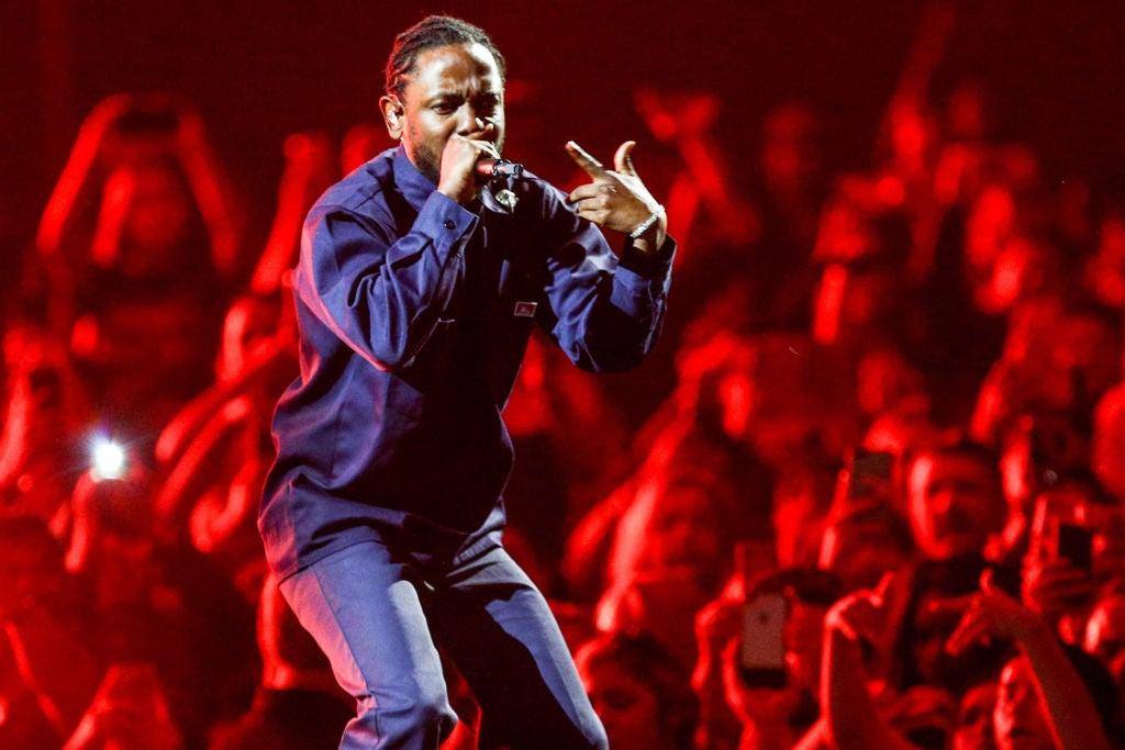Kendrick Lamar concert