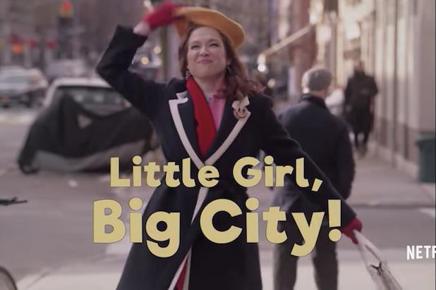 Unbreakable Kimmy Schmidt Season 4 Kimmy Is A Working Girl Video