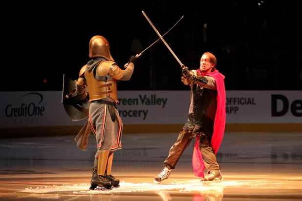 Golden Knights Opener