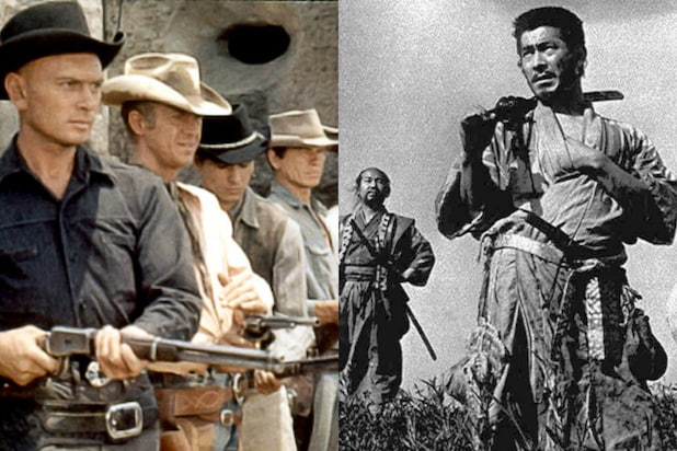 Magnificent Seven Samurai