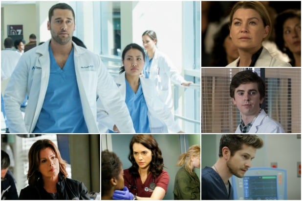 Autism At Center Of New Prime Time Tv >> How Many Medical Dramas Do We Need On Broadcast Tv