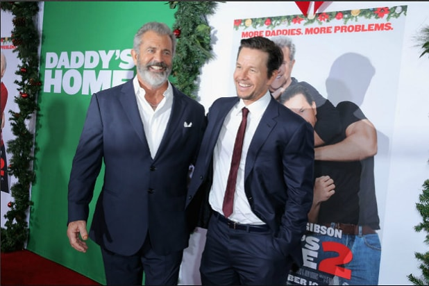 Mel Gibson Mark Wahlberg Destroyer